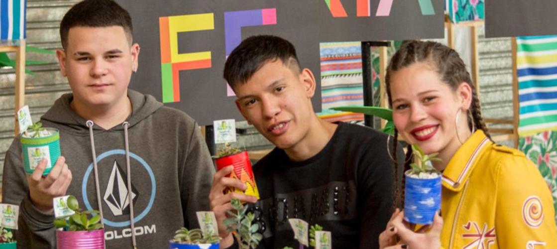 Arcos Dorados apoya a Junior Achievement Argentina para preparar a los jóvenes para el mundo del trabajo