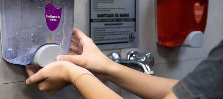 En Arcos Dorados recordamos la importancia del lavado de manos