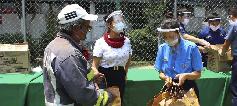 """Reconocimos a los """"Héroes de la pandemia"""" en México"""