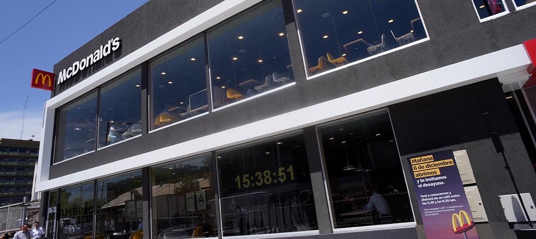 Festejamos el primer aniversario del restaurante en Barrio 31 en Argentina