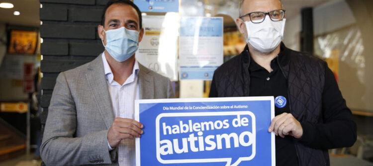 "Nos sumamos a la iniciativa argentina de inclusión social ""Momento Azul"""