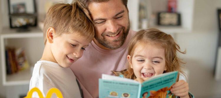 Llevamos entregados más de 20 millones de libros infantiles con la Cajita Feliz en América Latina